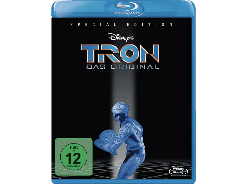 Tron: Das Original (Special Edition) [Blu-ray]