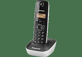 Teléfono - Panasonic KX-TG 1611 SPW con identificador de llamada y 6 Melodías