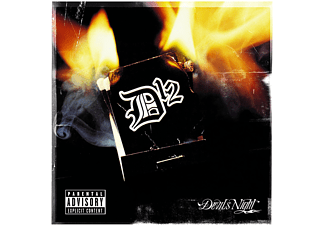 D12 - Devils Night CD