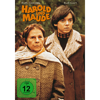 HAROLD AND MAUDE [DVD]