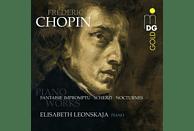 Elisabeth Leonskaja - Chopin: Piano Works [CD]