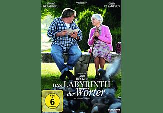 Das Labyrinth der Wörter DVD