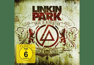 Linkin Park - Road To Revolution: Live At Milton Keynes  - (CD + DVD Video)