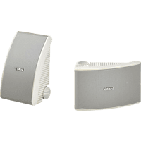 YAMAHA NS-AW392 1 Paar Outdoor Lautsprecher (Weiß)