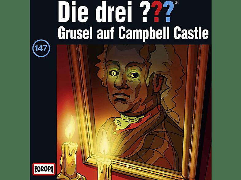 Die drei ??? 147: Grusel auf Campbell Castle - (CD)