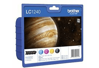 BROTHER LC-1240 VALBPDR Valuepack Black+Colour