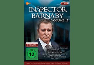 Inspector Barnaby - Volume 12 DVD