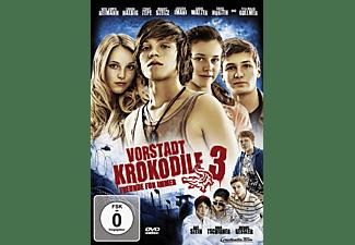 Vorstadtkrokodile 3 DVD