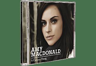 Amy MacDonald - A CURIOUS THING (ENHANCED)  - (CD EXTRA/Enhanced)