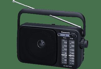 PANASONIC RF-2400 Radio, Analog Tuner, Schwarz