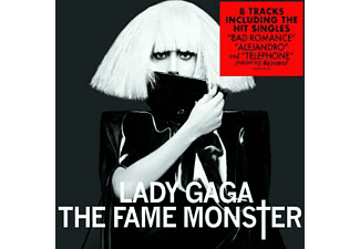 Lady Gaga - The Fame Monster (8-Track)  - (CD)