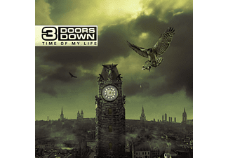 3 Doors Down - Time Of My Life  - (CD)