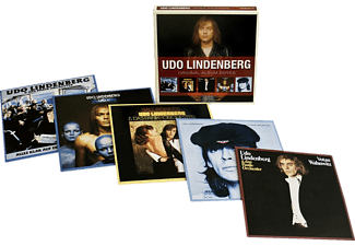 Udo Lindenberg - Original Album Series  - (CD)