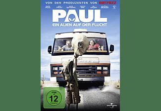 Paul - Ein Alien auf der Flucht DVD
