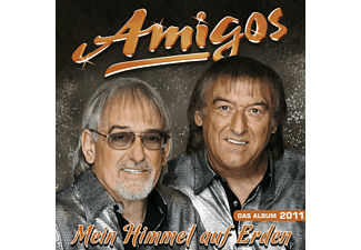 Die Amigos - Die Amigos - Mein Himmel Auf Erden  - (CD)
