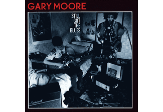 Gary Moore - STILL GOT THE BLUES (REMASTERED) [CD]