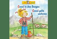 030 - CONNI IN DEN BERGEN/CONNI GEHT VERLOREN - (CD)