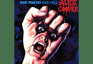 Alice Cooper - Raise Your Fist&Yell  - (CD)