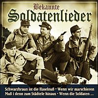 Der u.das gross Soldatenchor - Bekannte Soldatenlieder [CD]