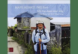 - Hape Kerkeling: Ich bin dann mal weg - Meine Reise auf dem Jakobsweg  - (CD)