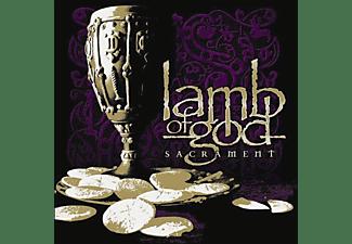 Lamb Of God - SACRAMENT [CD]