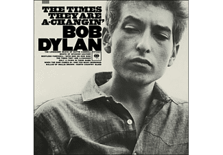 Bob Dylan - THE TIMES THEY ARE A CHANGING  - (CD)