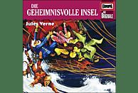 EUROPA - Die Originale 24: Die geheimnisvolle Insel - (CD)