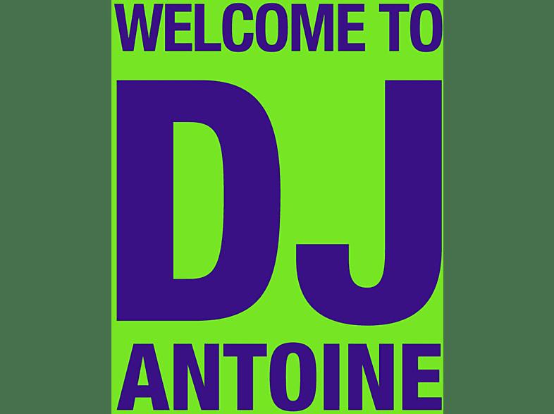 DJ Antoine - Welcome To Dj Antoine (2CD Standard Edition) [CD]