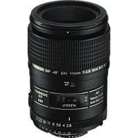 TAMRON SP Di Makro für Nikon AF - 90 mm, f/2.8