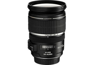 CANON 17-55mm EF-S 2,8/ IS USM 17 mm - 55 mm f/2.8 EF-S, IS, USM (Objektiv für Canon EF-S-Mount, Schwarz)