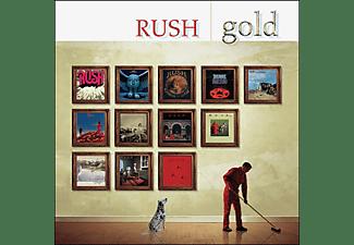 Rush - GOLD  - (CD)