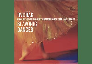 Nikolaus Harnoncourt - Dvorak: Slavonic Dances  - (CD)