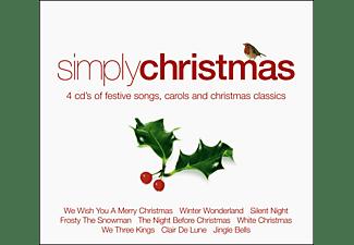 Various - Simply Christmas  - (CD)