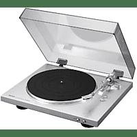 DENON DP-300F Vollautomatischer Plattenspieler Silber