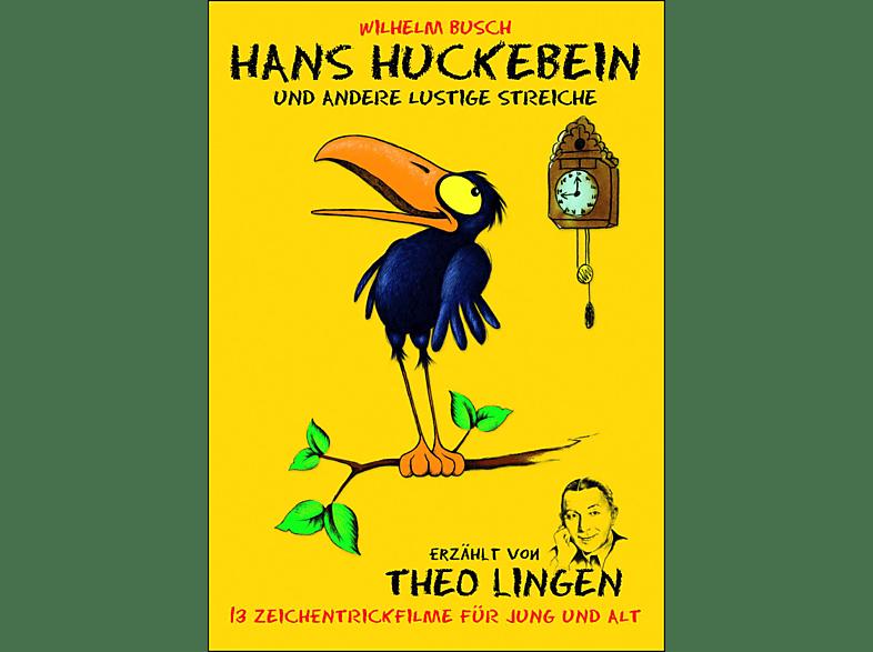 WILHELM BUSCH - HANS HUCKEBEIN [DVD]