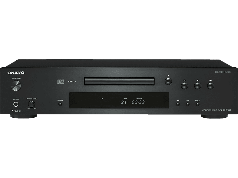 ONKYO C-7030 CD Player (Schwarz)