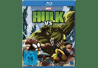 Hulk vs. Thor & Wolverine Blu-ray