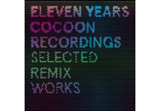 VARIOUS - Eleven Years Cocoon Recordings-Selected Remix Works  - (CD)