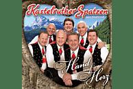 Kastelruther Spatzen - HAND AUF S HERZ [CD]