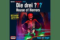 Die drei ??? Spezial: House of Horrors - (CD)