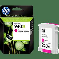 HP 940XL Tintenpatrone Magenta (C4908AE)
