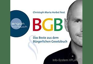 BGB - DAS BESTE AUS DEM BÜRGERLICHEN GESETZBUCH  - (CD)