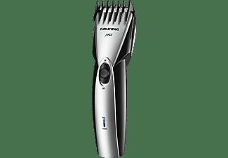 GRUNDIG MC 3140 Bart- und Haarschneider  Silber