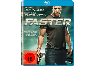 Faster - (Blu-ray)