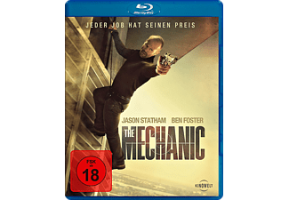 The Mechanic - (Blu-ray)