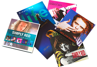 Simply Red - Original Album Series  - (CD)