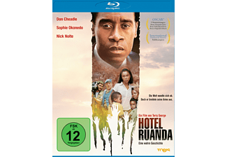 Hotel Ruanda Blu-ray