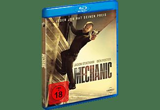 The Mechanic Blu-ray