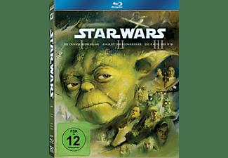 Star Wars: Trilogie - Der Anfang Episode I-III Box [Blu-ray]