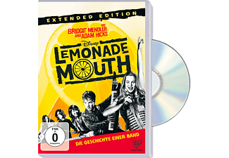 Lemonade Mouth – Die Geschichte einer Band (Extended Edition) DVD